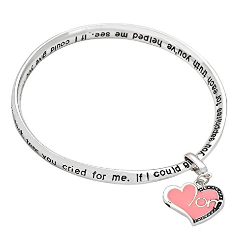 rosemarie-collections-womens-mother-silver-pink-bracelet