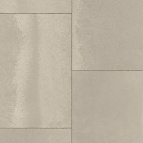 3m x 3m TARKETT Concrete Stone Effect Cushion Floor Cushioned Vinyl Flooring Bathroom Kitchen Shower Dining Room