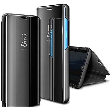 Dedux Samsung Galaxy A50 Clear View Stand Case: Amazon.de