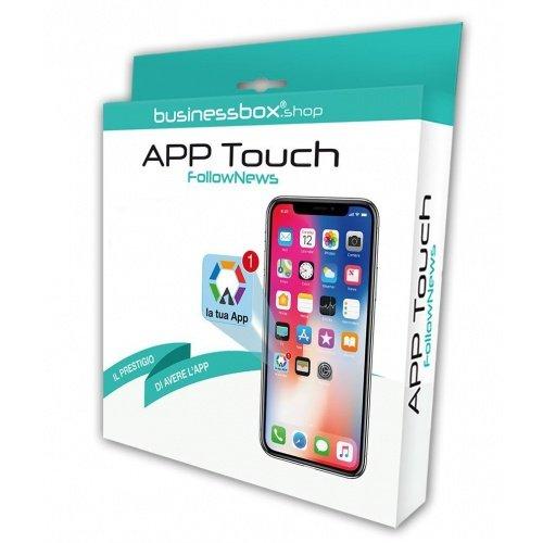 BusinessBox - Realizza l'App con il tuo Brand su iOS e Android