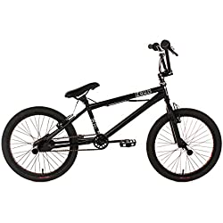 KS Cycling 519B BMX Freestyle Noir 20""