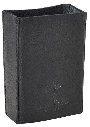 Gusti Leder studio Porte-cigarettes, noir (noir) - 2T15-22-9