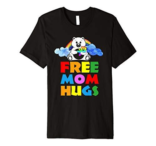 999129ac Lgbt mama bear mom proud t shirt il miglior prezzo di Amazon in ...