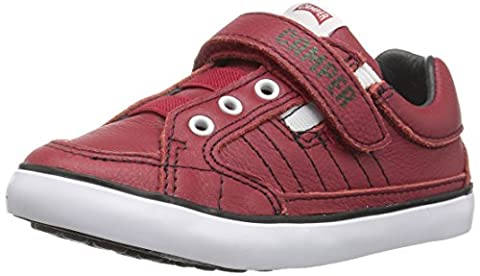 Camper Unisex-Kinder Pursuit Sneakers, Rot (Medium Red 055), 35 EU