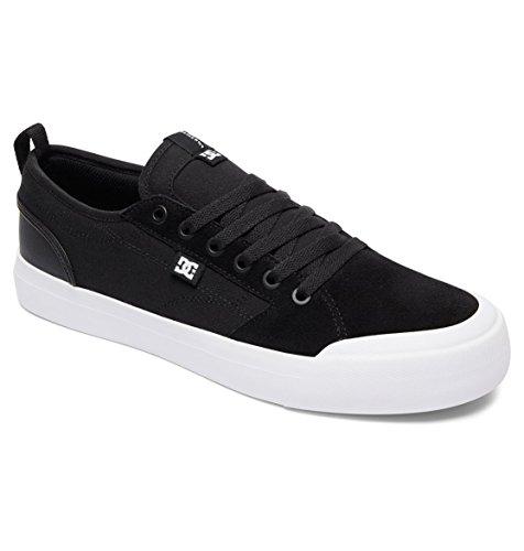 DC Evan Smith TX Chaussures de skate pour hommes Black/Black/White