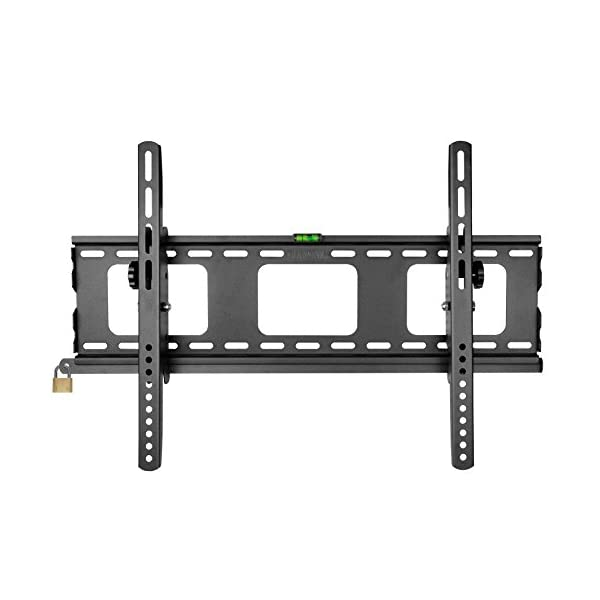 Duronic TVB103M TV Bracket  Wall Bracket Mount Tilting – Lockable – Heavy Duty – Black-  33″-65″ 41azUHV9ODL