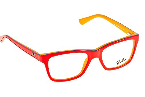 Ray-Ban Gestell Mod. 1536 359946 (46 mm) rot