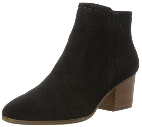Aldo-stiefel Frauen (ALDO Damen Larissi Stiefel, Schwarz (Black Suede), 38 EU)