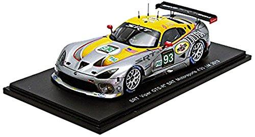 spark-s3771-in-miniatura-veicolo-modello-per-la-scala-dodge-viper-srt-gts-r-lm-gte-pro-le-mans-2013-