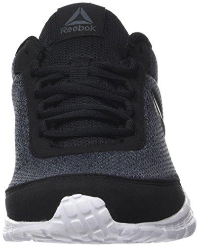 Reebok Speedlux 3.0, Scarpe Running Uomo Nero (Black/ash Grey/white)