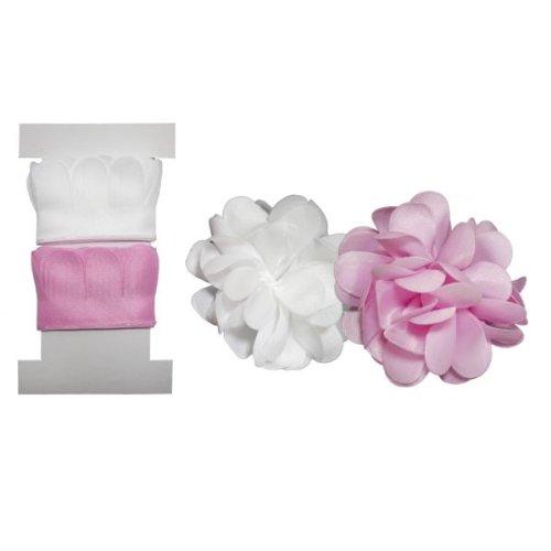 Pull Flowers Tirer Fleurs Little B Motif à fleurs 2 Yard rouleaux