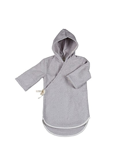 koeka Baby Bademantel 1012/50-005 Venice Smart silver grey