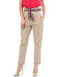 Kocca Pantalon Topaz Ceinture Taille Haut Sable 5c7b459aa6e