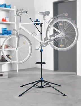 Soporte de taller para bicicletas bici caballete ideal para reparar bici ciclo