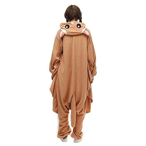 Imagen de unisexo adulto traje disfraz adulto cosplay animal pyjamas alternativa