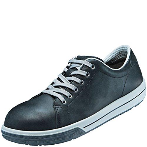 Atlas Chaussures basses de sécurité ESD A280dans Largeur 10après en ISO 20345S2de grau
