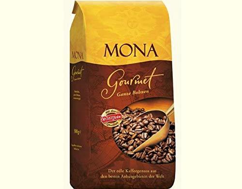 Mona Gourmet Röstfein Ganze Bohnen 1000g - DDR Kultprodukte - Ossi Artikel