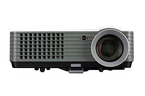 Fr X660S Proyector uso doméstico de vídeo de apoyo 1080P Full HD LCD LED proyector 4000Lumens proyector portátil con conexión HDMI USB VGA para iPad iPhone Xbox Wii PS3/ordenador PS4