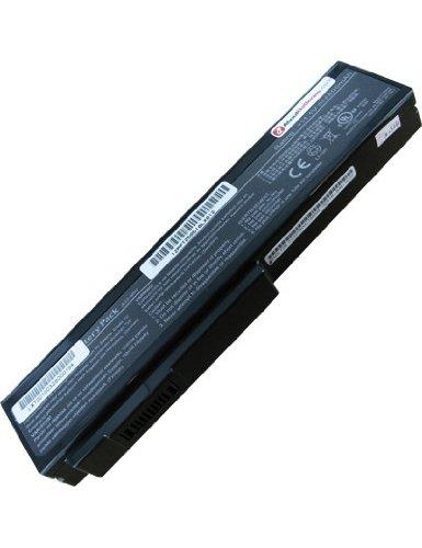 Batterie pour ASUS F3SC, 11.1V, 4400mAh, Li-ion