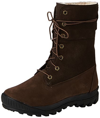 Timberland-Womens-Mount-Holly-FTWWoodhaven-Fleece-Roll-Down-WP-INS-Cold-Lined-Snow-Boots-Short-Shaft-Boots-Bootees
