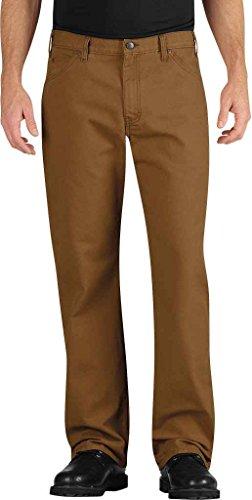 Dickies - industrielle Menuiserie canard d'Jeans LU239 Hommes - marrón