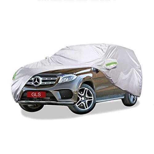 SXET-Cubierta de coche Cubierta del coche Cubierta Mercedes-Benz GLS Serie Parabrisas especial Impermeable a prueba de viento A prueba de polvo Cubierta a prueba de rasguños Coche