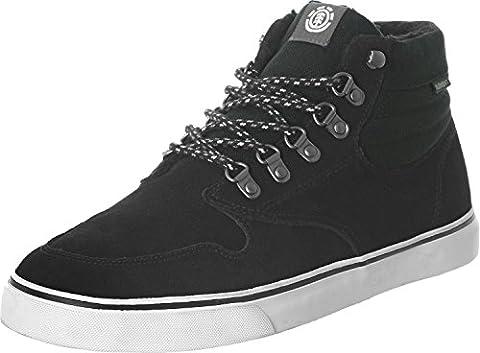 Element ELEMENT TOPAZ C3 MID A HERREN SNEAKERS, Herren Sneaker , Schwarz - Schwarz - schwarz - Größe: