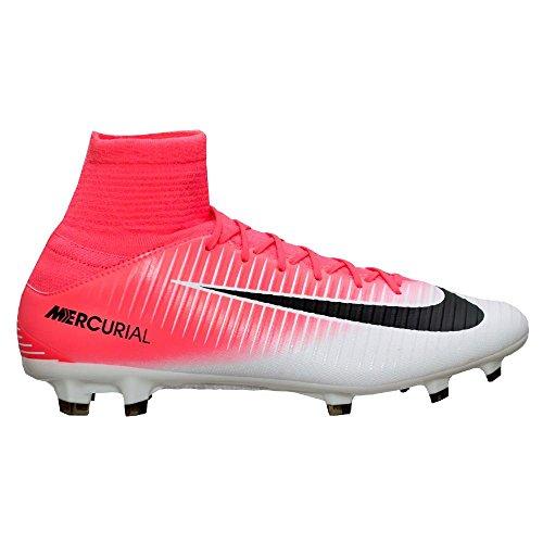 Nike Herren Mercurial Veloce Iii Dynamic Fit Fg Fußballschuhe Pink (Racer Pink/black White)