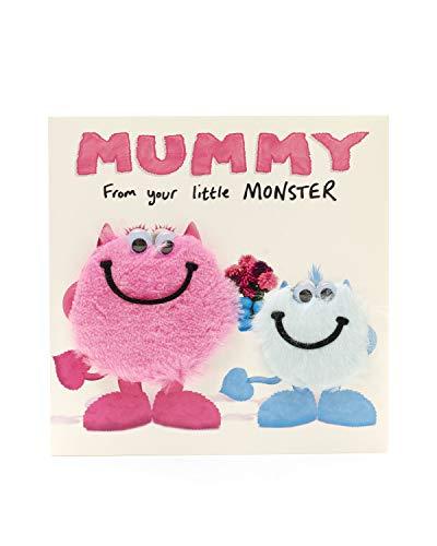 Mummy aus Ihrer Little Monster Geburtstagskarte