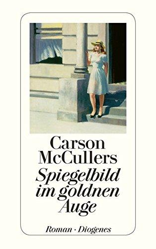 Buchseite und Rezensionen zu 'Spiegelbild im goldnen Auge (detebe)' von Carson McCullers