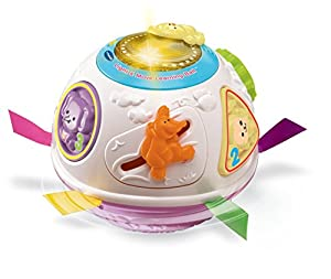 Vtech Baby Crawl and Learn Lights Ball