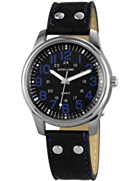 Excellanc Damen-Armbanduhr Analog Quarz verschiedene Materialien 195071200156