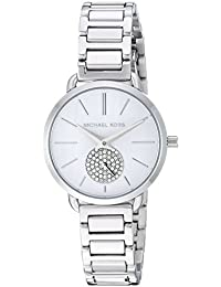Michael Kors Women's Analogue Quartz Watch with Stainless Steel Strap MK3837