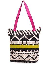 pick pocket Women's Tote Bag (Multi-Colored) (toblklm16)