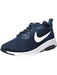 Nike Men's Air Max Motion LW Armory Navy/White Sneakers