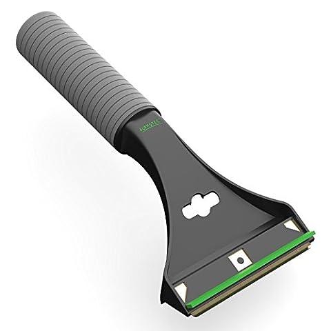 AUPROTEC Ice Scraper Brass convex Windscreen Scraper non-slip Super-Soft Grip