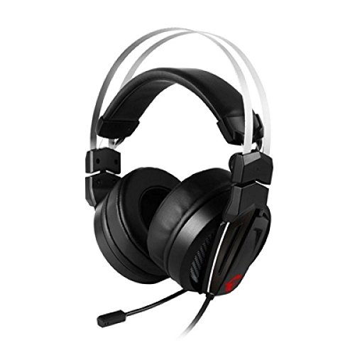 MSI Immerse S37-2100990-Y86 Gaming Headset 41azm86aFkL