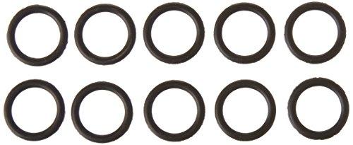 Lot de 10 22 mm x 3 mm mécanique caoutchouc O Ring huile d'étanchéité Joints