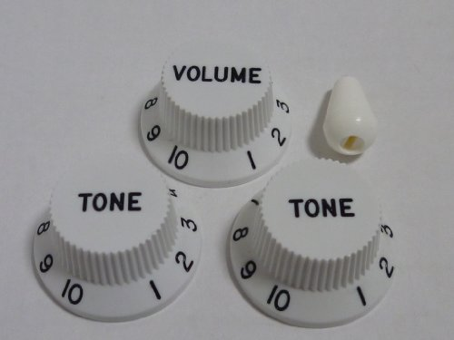 made-in-japanhigh-quality-strat-knob-white-blackletter-switcknob-set-inch