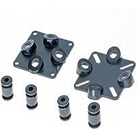 Soporte anti vibraciones para controlador CC3D,Nace32 ,APM mini.