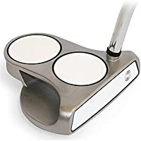 "Callaway White Hot Pro 2.0 2 Ball - Putter para Diestro (Acero, 33"")"
