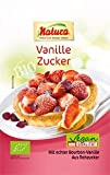 Bio Vanille-Zucker mit Rohzucker (5 Stk)