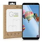 kalibri Protection écran Xiaomi Mi 6X / Mi A2 - Film de Protection 3D en Verre pour Xiaomi Mi 6X / Mi A2 - Aussi pour écran courbé