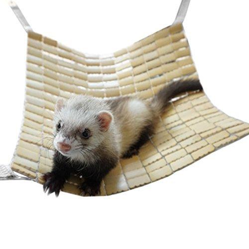 Alfie Pet by Petoga Couture Fellpflege-Bali Kühlung Hängematte für Maus, Chinchilla, Ratten, Zwerg Hamster und Rennmäuse -