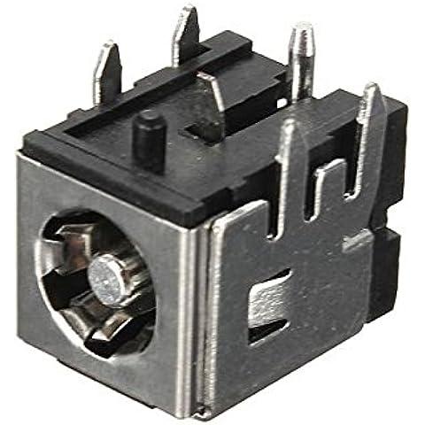 DC de conector jack de socket para Asus Serie G73