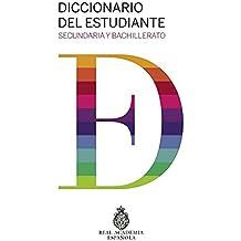 Diccionario Del Estudiante. Secundaria Y Bachillerato (DICCIONARIOS RAE ESCOLAR) - 9788430617494