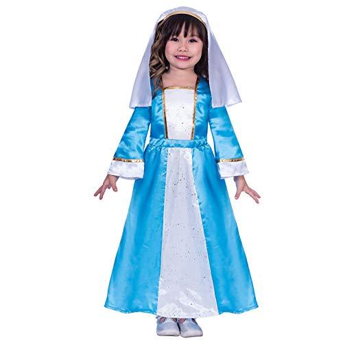 (Amscan Maria - Krippenspiel Weihnachten Kostüm Kinder Mädchen)