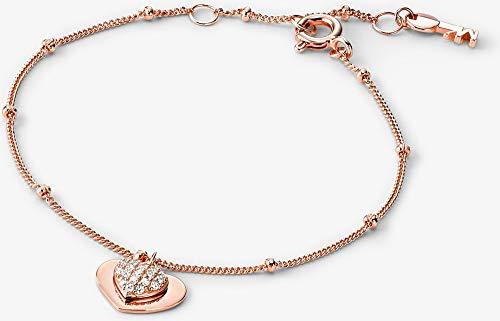 Michael Kors Damen-Armband Love Rosé MKC1118AN791
