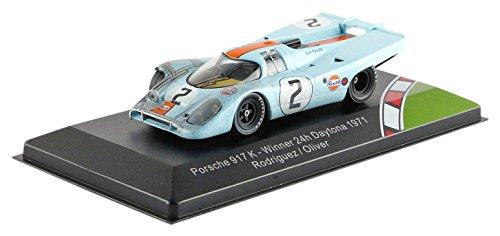 CMR- Miniature Voiture de Collection, CMR43003, Bleu/Orange