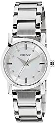 DKNY Soho Analog Off-White Dial Women's Watch